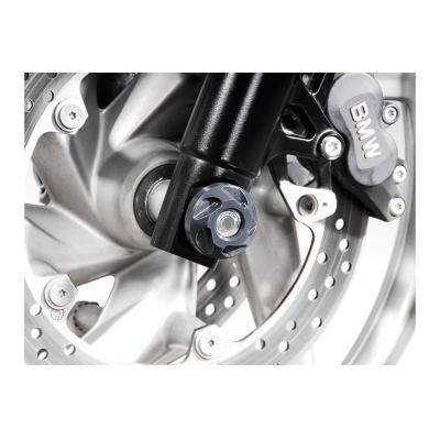 Protection de fourche avant SW-MOTECH noir BMW R1200GS 04-12 / R1200 ST / R1200 R