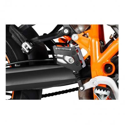 Protection de maître cylindre SW-MOTECH noir KTM 990 SMR 07- / 990 Adventure 06-