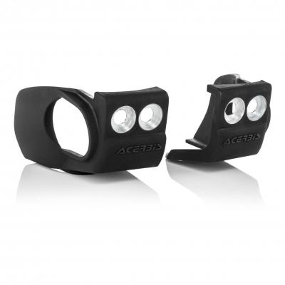 Protections pieds de fourche Acerbis Beta 125 RR 2T 18-19 noir