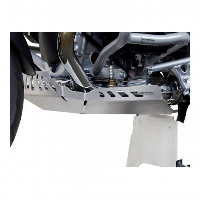 Sabot moteur SW-MOTECH gris BMW R 1200 GS 04-12 / Adventure 08-