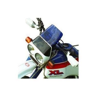 Saute-vent Bullster 19 cm marron clair Honda XLV 750 83-86