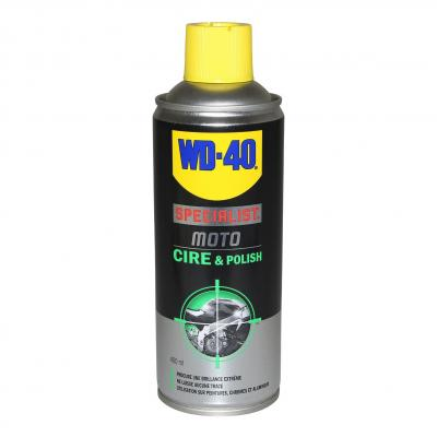 Spray cire & polish WD40 400ml