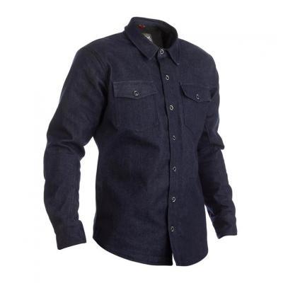 Sur-chemise textile RST Denim Kevlar® bleu CE