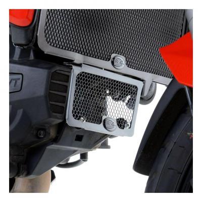 Grille de protection de culasse R&G Racing noire Ducati Multistrada 1200 15-17