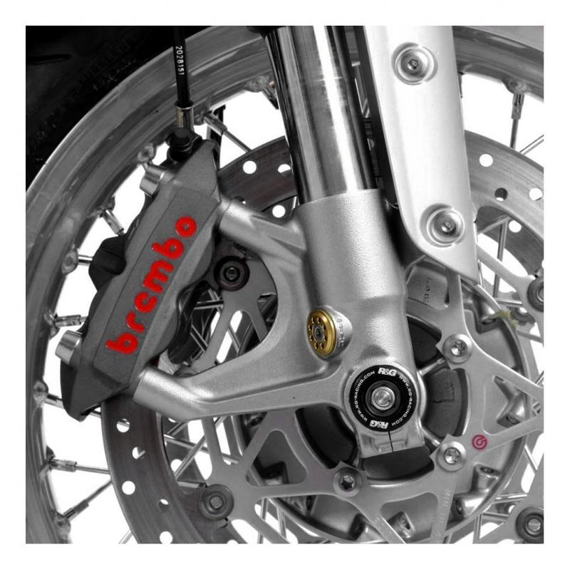 Tampons de protection de fourche R&G Racing Husqvarna 701 SM 15-18