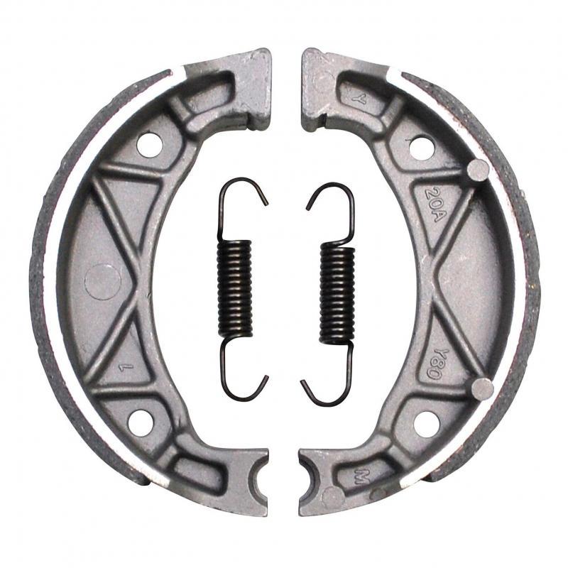 Mâchoires de frein arrière adaptable pour Booster Ovetto (la paire)