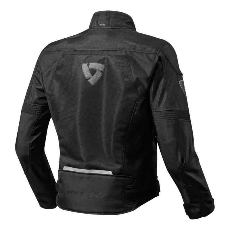Blouson textile Rev'it Airwave 2 noir - 2