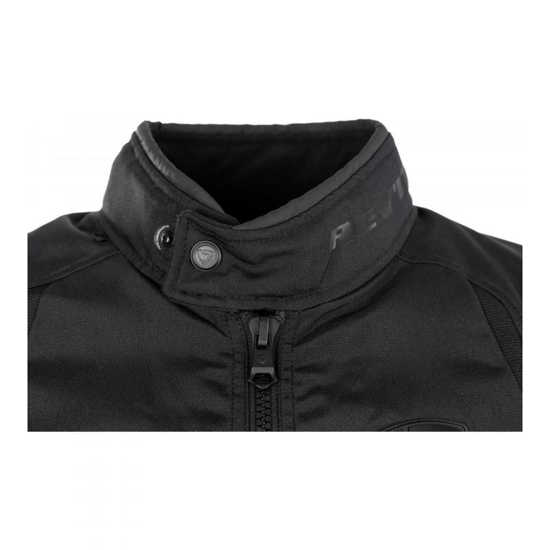 Blouson textile Rev'it Jupiter 2 noir - 2