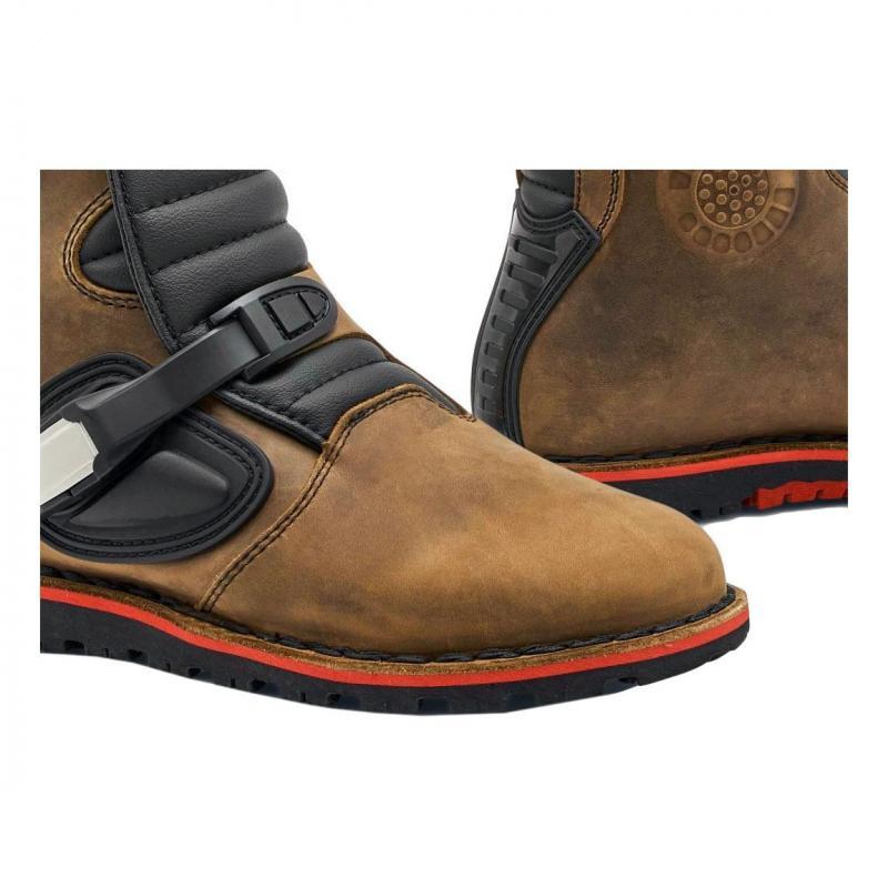 marron trial wp Forma Boulder Bottes cuir Dry® jSRc3L4Aq5