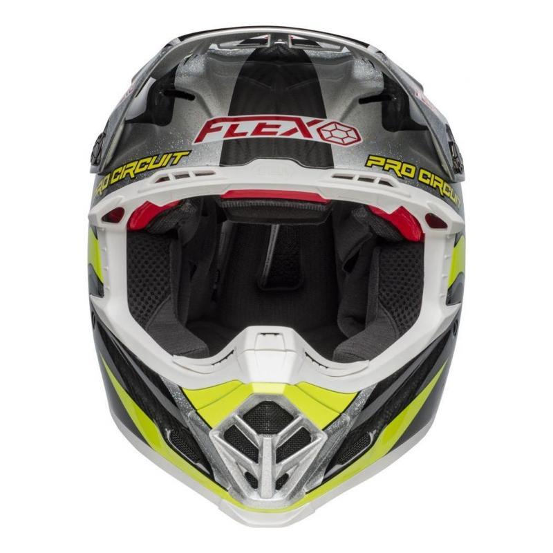 Casque cross Bell Moto-9 Flex pro Circuit Réplica 19 noir/vert - 1