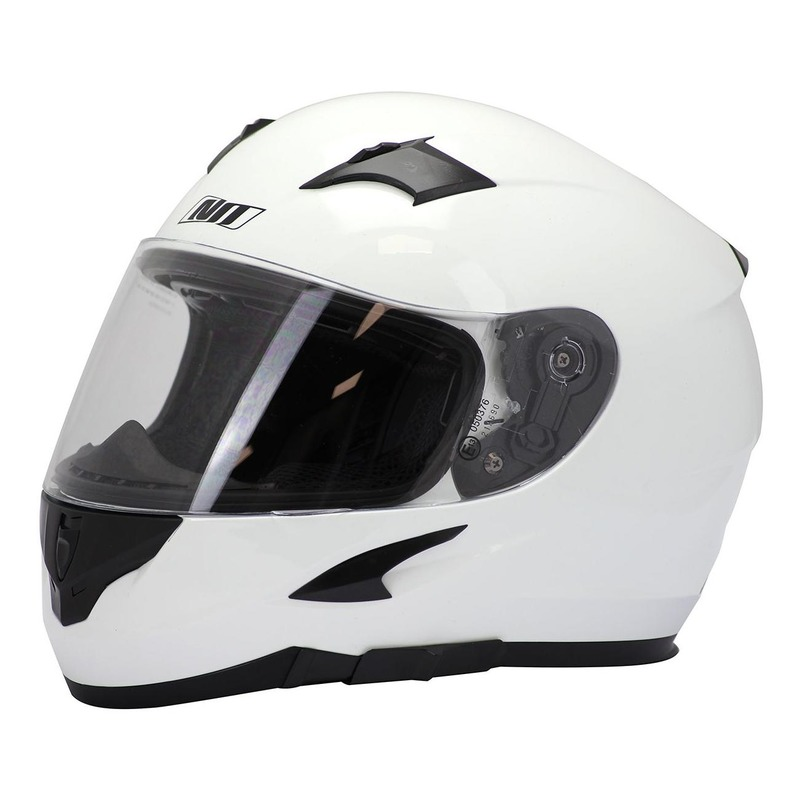 Casque intégral Noend H20-Advance by ASD Racing blanc