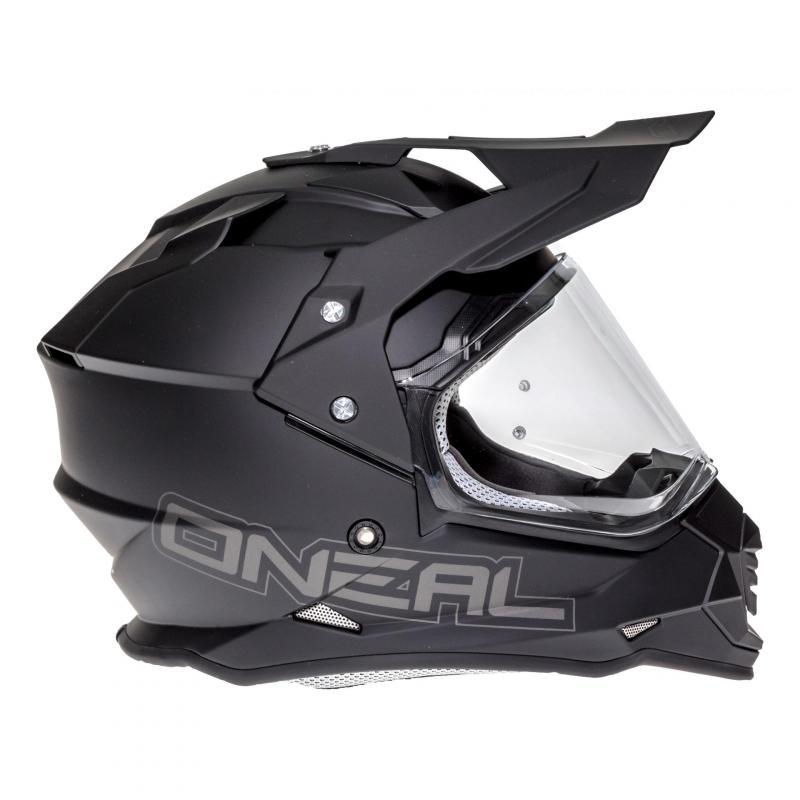 Casque intégral O'Neal Sierra II Flat noir - 2