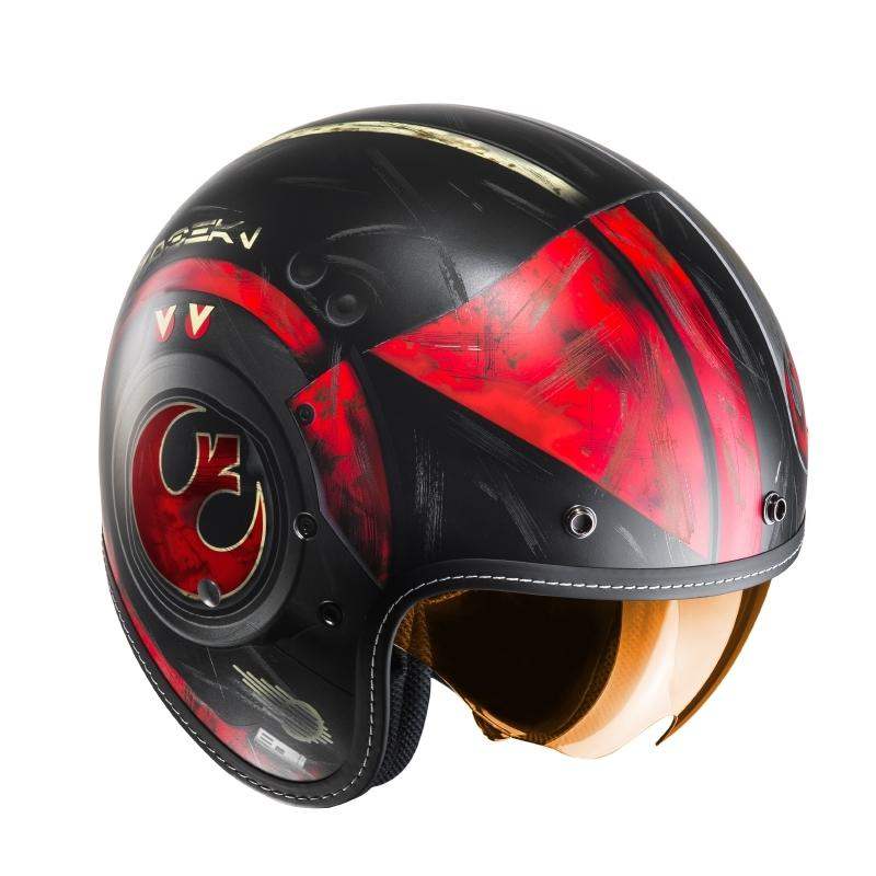 Casque jet HJC FG-70s POE DAMERON STAR WARS MC1SF - 1