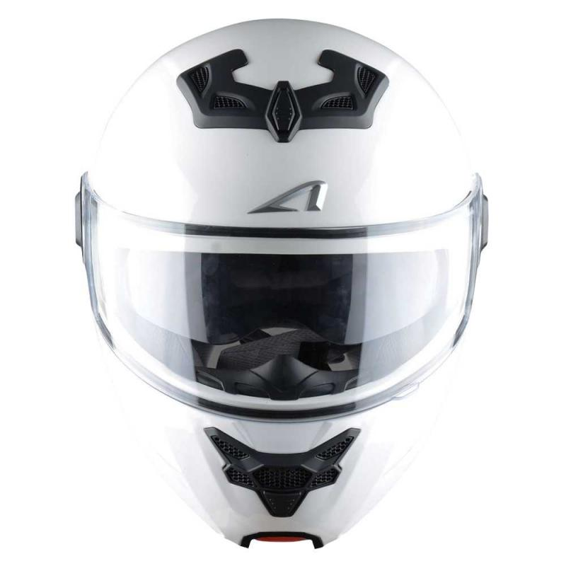 Casque Modulable Astone Rt800 Solid Exclusive blanc - 3