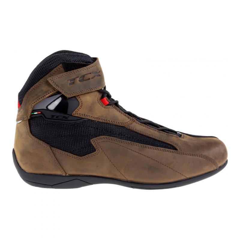 Chaussures TCX Pulse Dakar marron - 1