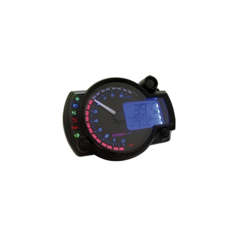 Compteur Koso RX2N+ GP Style 20 000 tr/min - 3