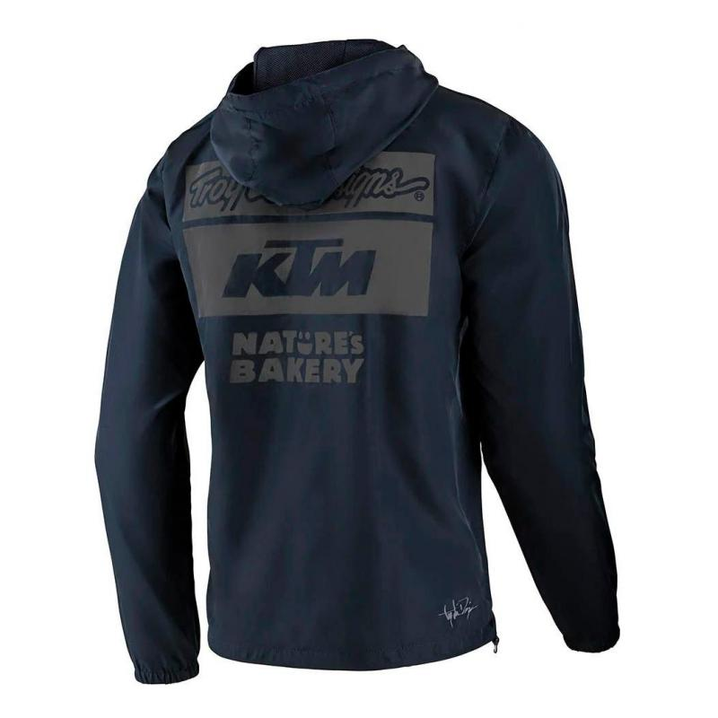 Coupe-vent Troy Lee Designs Team KTM 2020 navy - 1