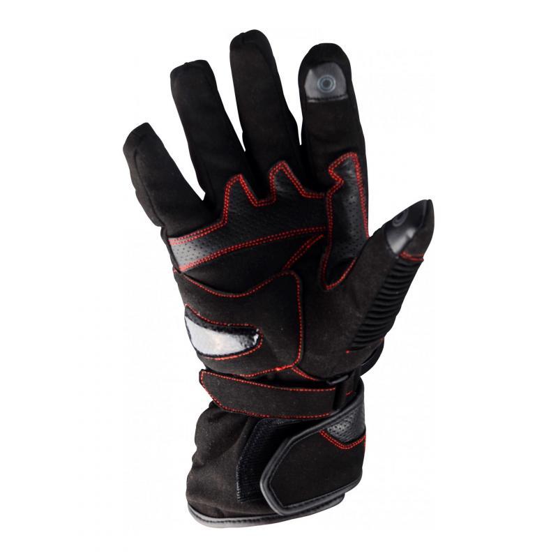 Gants hiver Trendy GT 520 noir / rouge - 1