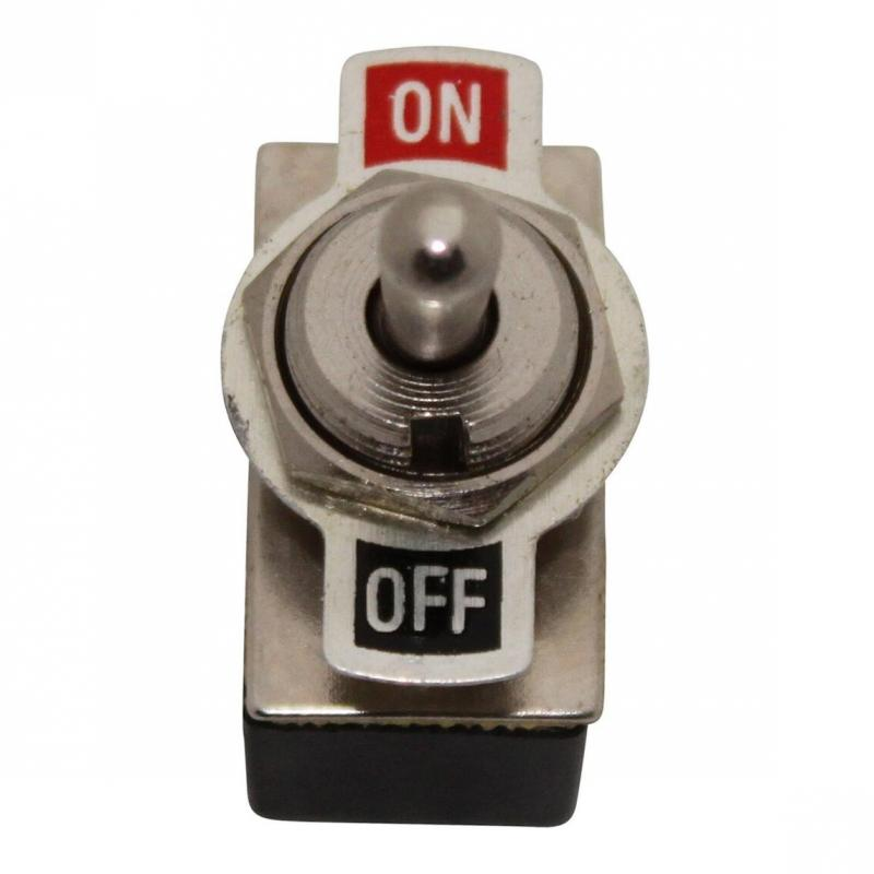 Interrupteur à bascule On Off Bi-polaire