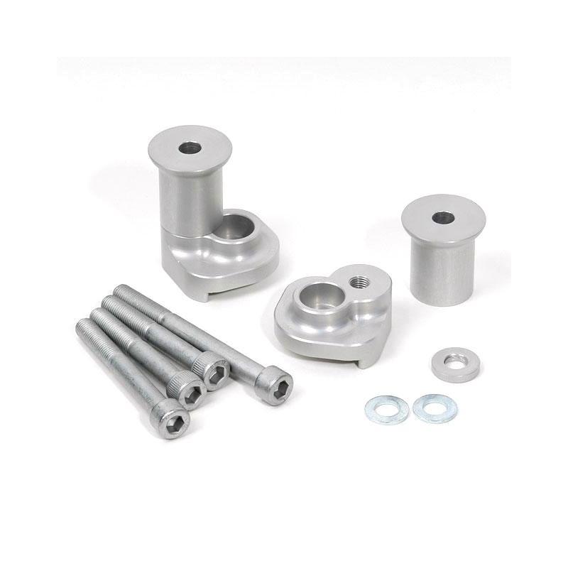 Kit fixation sur moteur pour tampon de protection LSL Suzuki SV 1000 N/S 03-07