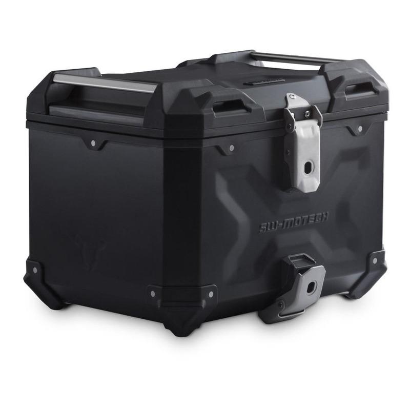 Kit Top-Case SW-MOTECH TRAX ADV 38L noir Yamaha Tracer 900 15-17