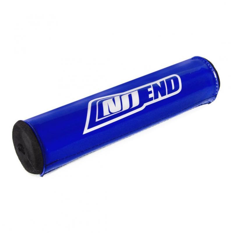 Mousse de guidon Noend 240mm bleu/blanc