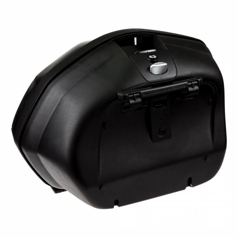 Paire de valises latérales Givi V35 catadioptres fumés - 1