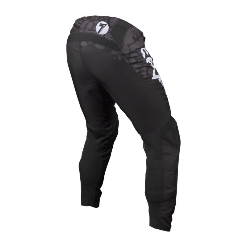 Pantalon cross Seven Vox Paragon noir - 1