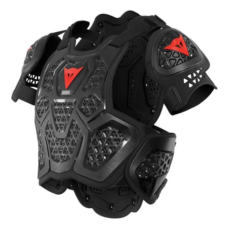 Pare-pierre Dainese MX 2 Roost guard noir