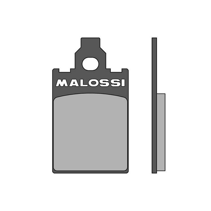 Plaquettes de frein Malossi Malaguti F12