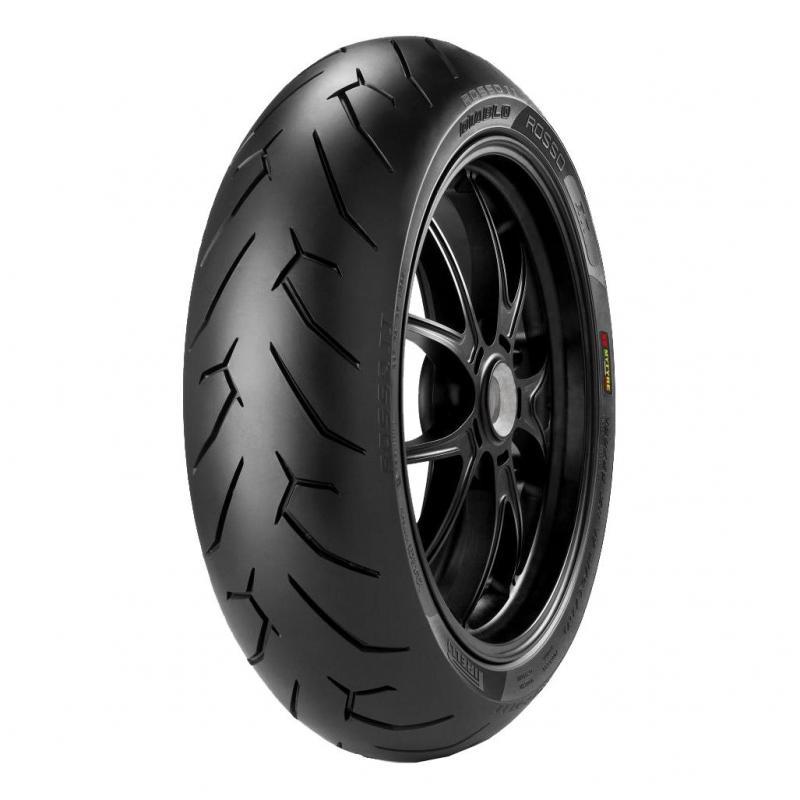 Pneu Pirelli Diablo Rosso II 160/60R17 69W