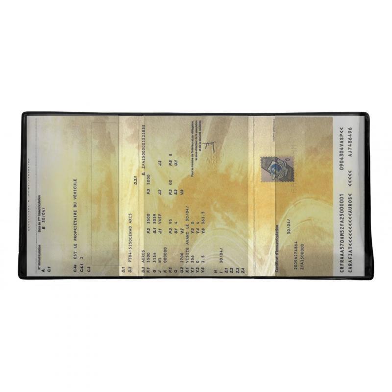 Porte carte grise La Bécanerie - 1