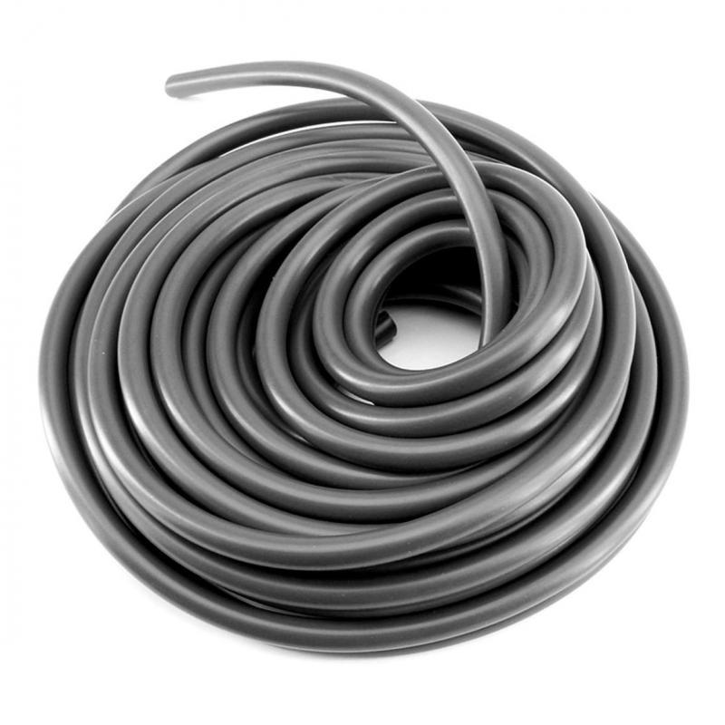 Rouleau de durite d'essence caoutchouc 5x10 (10m)