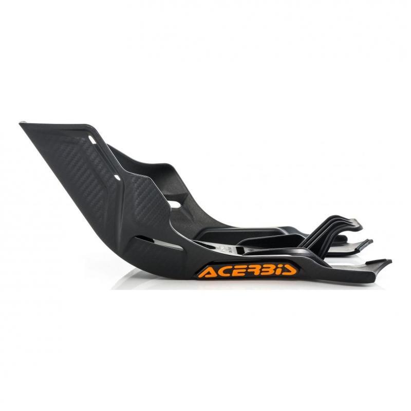 Sabot de protection Acerbis kTM 85 SX 2018 noir - 1