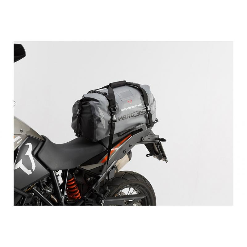 Sac de selle SW-MOTECH Drybag 350 35L gris / noir - 2