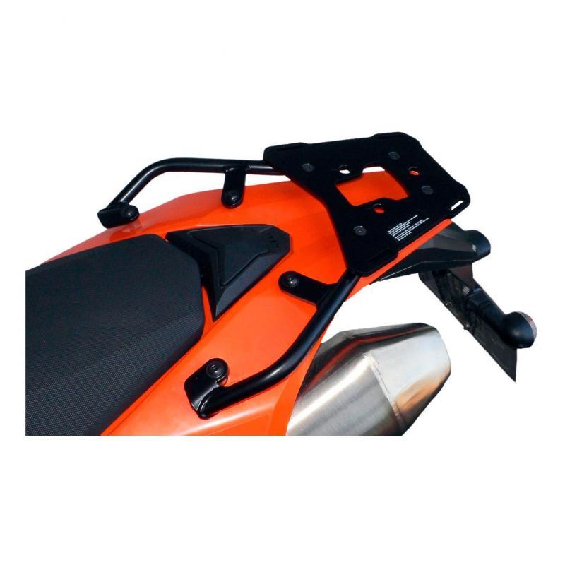 Support top case SW-MOTECH ALU-RACK noir KTM LC4 690 Enduro 07-