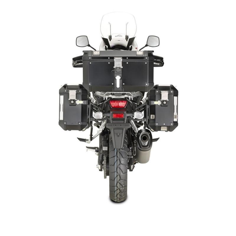 Supports pour valises latérales Givi Trekker Outback Suzuki DL 1000 V-Strom 14-