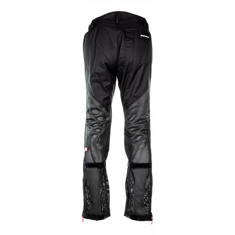 Sur pantalon textile Spidi MESH LEG noir - 1