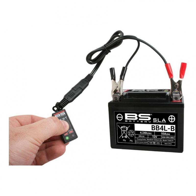 Testeur de batterie BS Battery BT01 - 2