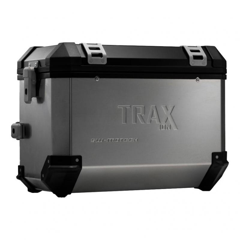 Valise latérale SW-MOTECH Trax Ion 45L droite alu