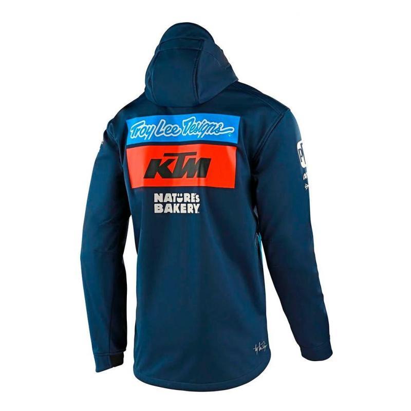 Veste Troy Lee Designs Team KTM Pit 2020 navy - 1