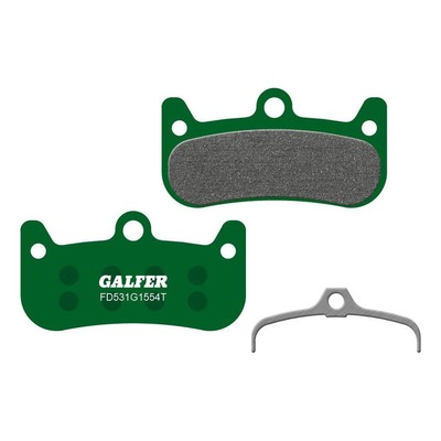 Plaquette de frein Galfer FD531 Pro Formula