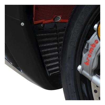 Protection de radiateur d'huile noire R&G Racing noir Honda CBR 1000 RR-R 20-21