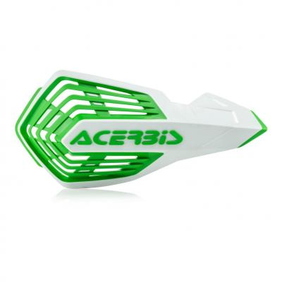 Protège-mains Acerbis X-Future blanc/vert
