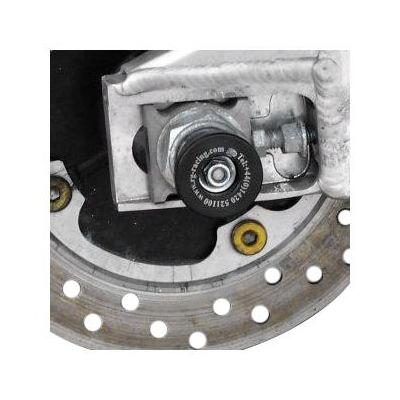 Tampons de bras oscillant diabolos R&G Racing noir Honda CBR 900 RR 00-01