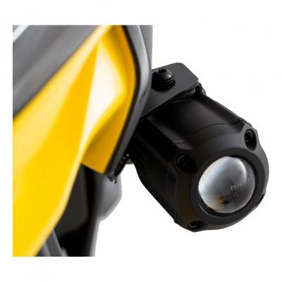 Support pour feux additionnels SW-MOTECH noir Kawasaki Versys 650 15-