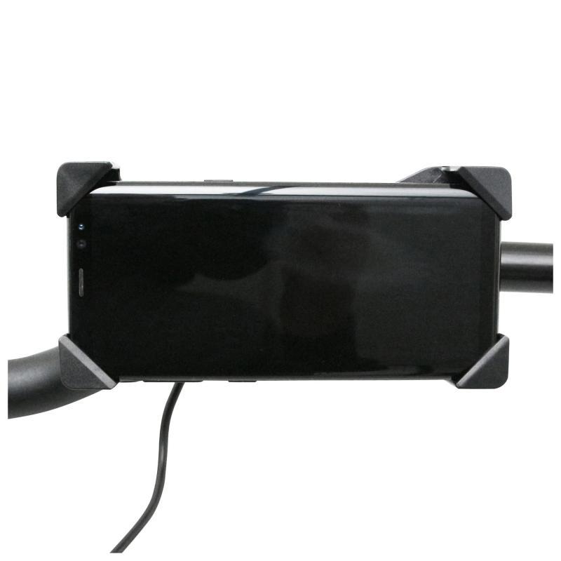 Support smartphone Avoc étanche avec chargeur USB - 3