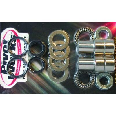 Kit reparation de bras oscillants pour yamaha yz125/250/400/426 1999-01, wr400/426 1999-01 et yz250f