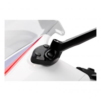 Extensions de rétroviseur SW-MOTECH Profile noir Honda CBR600RR / CBR600F / CBR500R