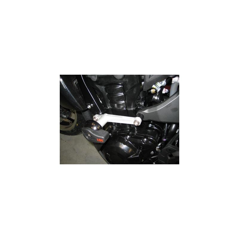 Kit fixation sur moteur pour tampon de protection LSL Kawasaki Z 1000 10-18